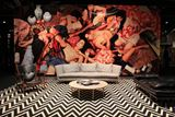 A Seductive Display of Eclectic Furnishings by Montauk Sofa