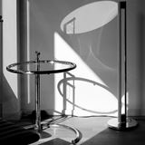 Black and White Eileen Gray Table