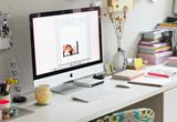 Compact Bedroom Wall Desk