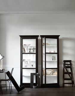 Photo of Contemporary Twin Glass Pantries