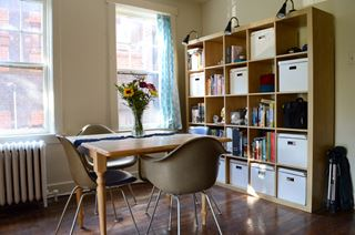 Photo of Dining Room Home Office