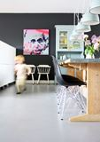 Funky Netherlands Dining Room