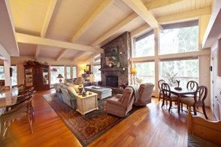 Photo of Large Indoor Ski Resort Living Room