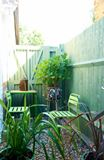 London Rental Apartment Outdoor Yard