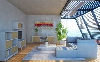Photo of Modern Coastal Living Room by Vu Dang Khoi