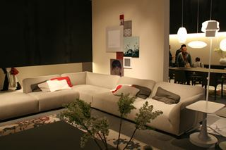 Photo of Poliform Full Size Sectional L Sofa