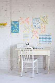 Photo of Pretty Compact Working Desk Area