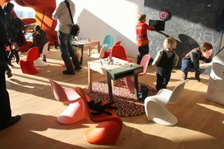 VitraHaus Children's Play Area