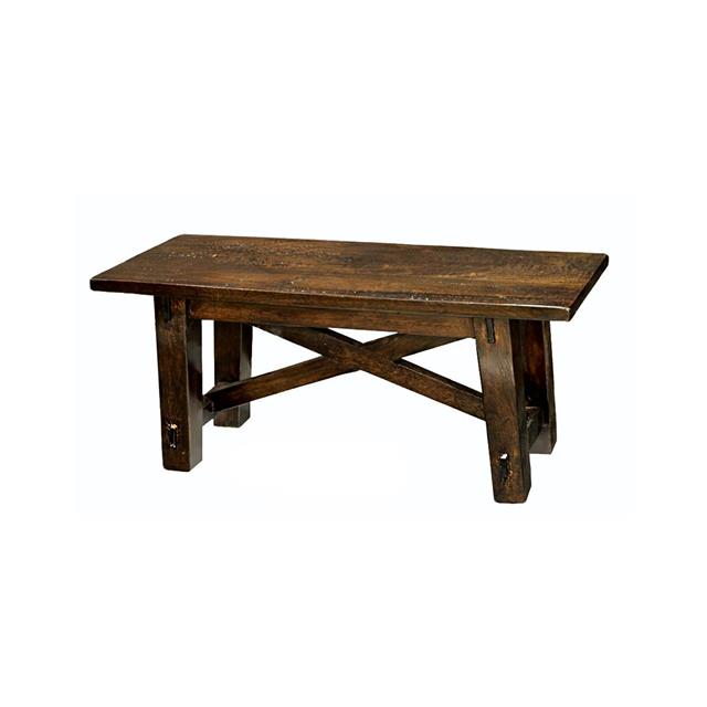 Old World Monastery Bench | Tuscan Furniture | Benches