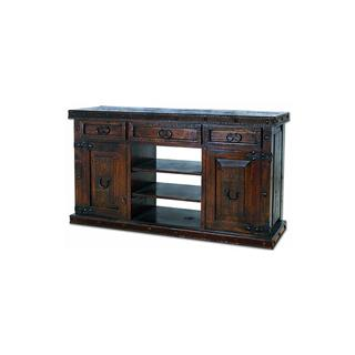 Photo of Salado Tall Sideboard with Hand-Forged Iron Hardware