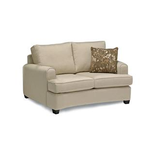 Photo of Alma Curved Loveseat