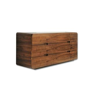 Photo of Flo Natural Walnut Double Dresser