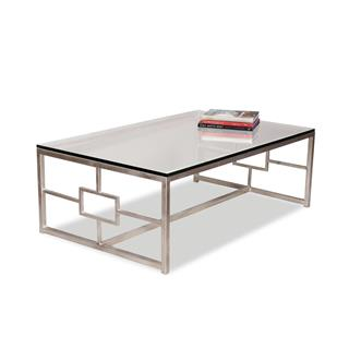 Vetra Glass Rectangle Cocktail Table