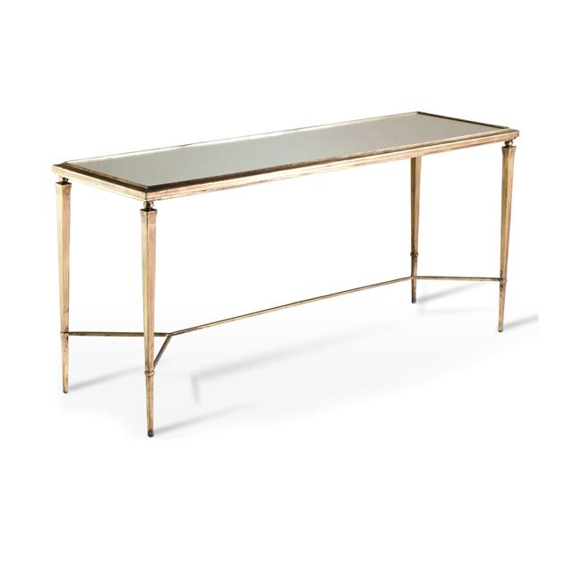 elegant console table.  Super Sidekick Side Tables