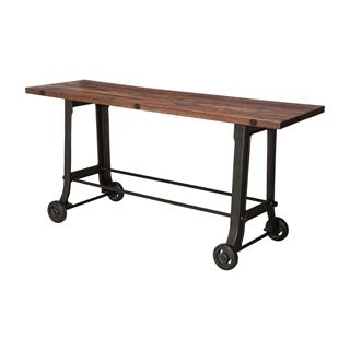 Photo of Brooklyn Industrial Console Bar Table