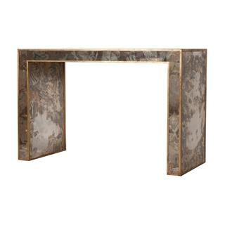 Photo of Spencer Hollywood Regency Console Table
