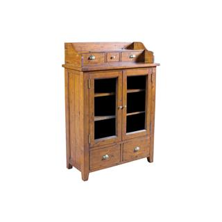 Photo of Irish Coast Reclaimed Pine Credenza Cabinet