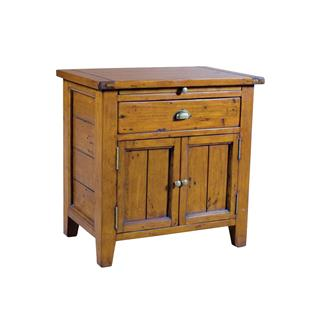 Photo of Irish Coast Reclaimed Pine Bedside Table
