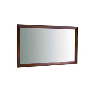 Post & Rail Reclaimed Pine Mirror