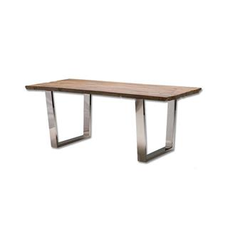 Photo of Bordeaux Elm Reclaimed Wood Dining Table