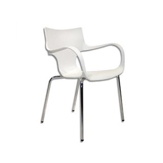 Photo of Brax Stacking Plastic Dining Chair