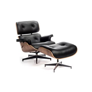 Photo of Charles Replica Eames Lounge Chair & Ottoman