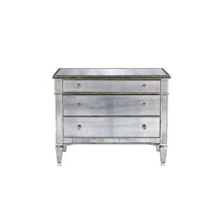 Photo of Harbour Clear Mirrored Chest - 3 Drawer