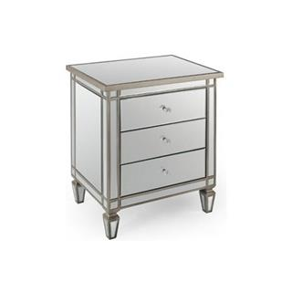 Photo of Josh Contemporary Mirror Nightstand