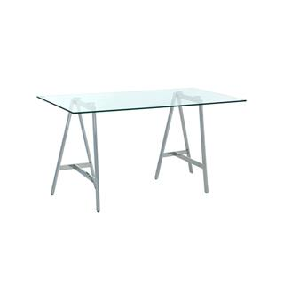 Ackler Glass Writing Desk