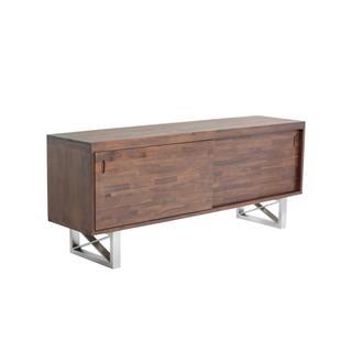 Catalan Acacia Wood Sideboard