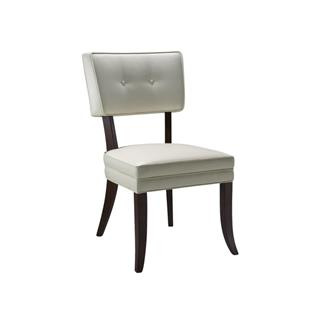 Photo of Amelia Ivory White Dining Chair