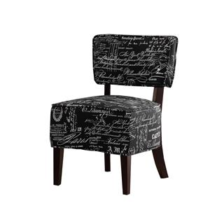 Photo of Alicia Fabric Accent Chair